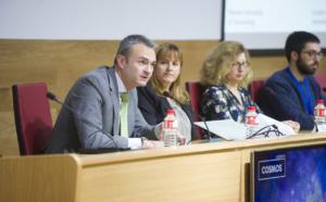 CATEC impulsa la celebración del II Evento COSMOS, en el que más de 200 alumnos de Cádiz conocieron de cerca la realidad del sector aeroespacial