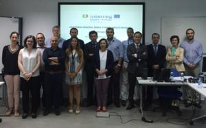 Celebrado el Kick-off Meeting del proyecto europeo INDUPYMES 4.0