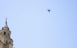 ATLAS, escenario de las pruebas para la estandarización de drones con los sistemas GNSS europeos