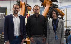 CATEC colabora en el proyecto FAMACOM para nuevas soluciones de automatización de fabricación de composites ligeros
