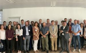 El consorcio del proyecto DOMUS realiza en nuestro Centro ATLAS la primera demostración U-space con drones en España