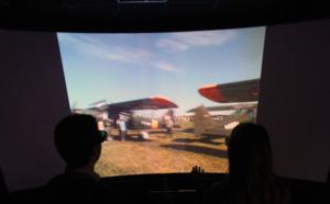 Sala de realidad virtual y aumentada para el desarrollo de nuevas tecnologías de simulación y aplicaciones en procesos aeronáuticos
