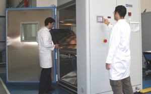 CATEC desarrolla una nueva iniciativa para implementar los ensayos de vida altamente acelerada en los componentes aeroespaciales
