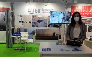 El CATEC, en UNVEX 2021