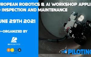 Jornada sobre las últimas tecnologías robóticas y de IA aplicadas a tareas de Inspección y Mantenimiento
