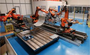 CEMTAURO: Células Multiproceso para Operaciones Aeronáuticas de Fabricación, Montaje e Inspección Robotizadas