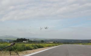 El consorcio ARIADNA completa con éxito el primer vuelo simultáneo de un RPAS civil y un avión tripulado en un aeropuerto español